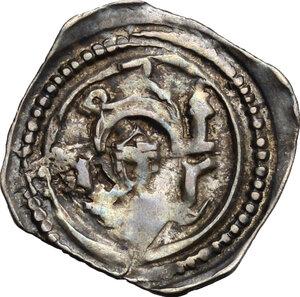 obverse: Austria.  Leopold VI Duke of Styria (1194-1230).. AR Friesacher Pfennig, Pettau mint, 1220-1230