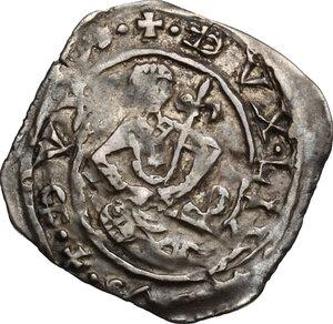 reverse: Austria.  Leopold VI Duke of Styria (1194-1230).. AR Friesacher Pfennig, Pettau mint, 1220-1230