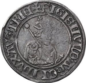 obverse: Austria.  Sigmund d. Munzreiche (1439-1490). AR Sechser, Hall mint