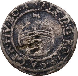 reverse: Austria.  Ferdinand I (1521-1564). AR Halbbatzen (2 Kreuzer), Hall in Tirol mint, year non visible