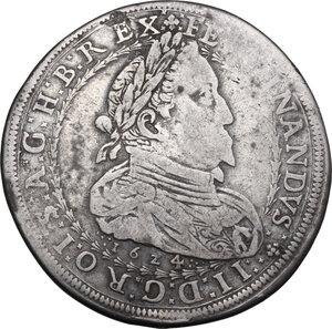 obverse: Austria.  Ferdinand II (1618-1637). AR Taler 1624, Graz mint
