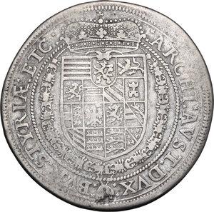 reverse: Austria.  Ferdinand II (1618-1637). AR Taler 1624, Graz mint