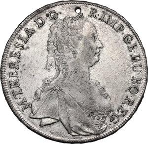 obverse: Austria.  Maria Theresia (1740-1780). AR Taler 1751, Wien mint