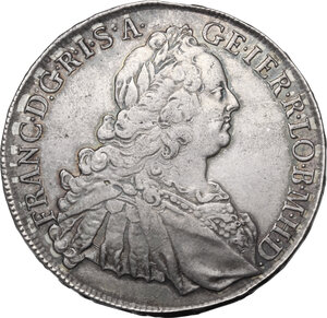 obverse: Austria.  Franz I (1745-1765).. AR Taler 1751 HA, Hall mint