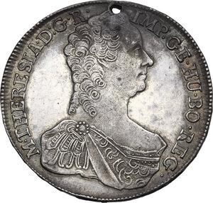 obverse: Austria.  Maria Theresia (1740-1780). AR Taler 1765, Hall mint