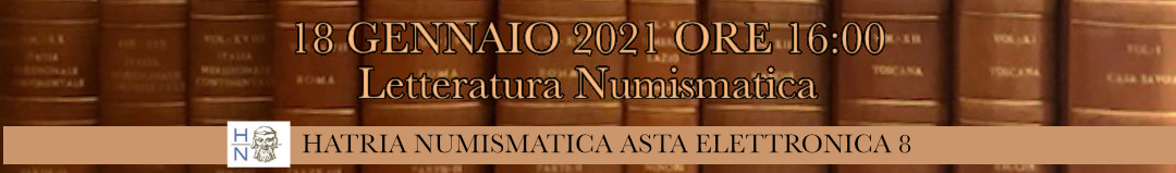 Banner Hatria Numismatica Asta 8