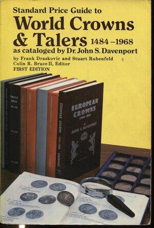 obverse: A.A.V.V. – Standard price guide to World Crowns & Talers 1484 – 1968. Wisconsin 1981. Pp. 560, ill. nel testo. ril. ed. sciupata, buono stato.