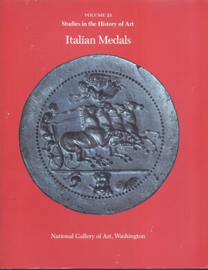 obverse: AA.VV. - Studies in the History of Art. Vol. 21