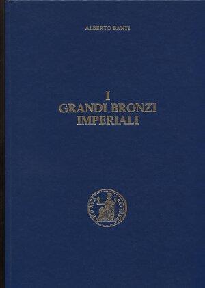 obverse: BANTI A. -  I grandi bronzi imperiali. Vol. II \ 1. Nerva – Traianvs – Plotina – Marciana- Matidia. Firenze, 1983. Pp. 298, ill. nel testo. ril. ed. buono stato.