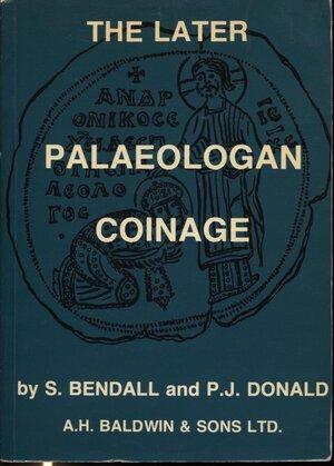 obverse: BENDALL S. and DONALD P. J. – The later palaeologan coinnage. London, 1979.  Pp.271, tavv. e ill. nel testo. ril. ed. buono stato, importante.