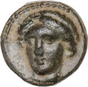 obverse: Ionia, Phygela. AE 7 mm, c. 350-300 BC