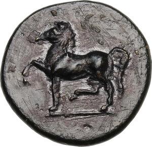 obverse: Caria, Mylasa. AE 13mm. c. 210-30 BC