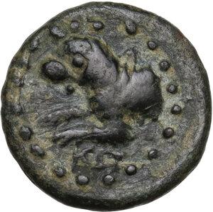 reverse: Pisidia, Komana. AE 14.5mm.1st century BC