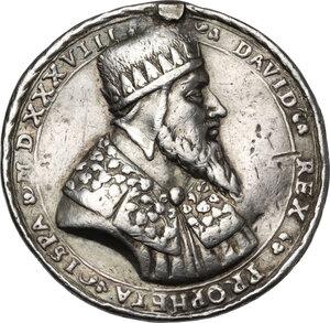 obverse: Medaglia 1535/1538. Boemia-Moravia