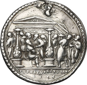 reverse: Medaglia 1535/1538. Boemia-Moravia