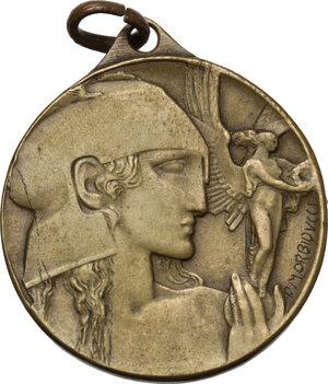 obverse: Medaglia 1918 ai soldati dell armata d Oriente