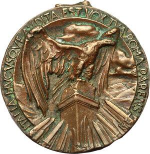 obverse: Medaglia per la guardia di frontiera al Brennero