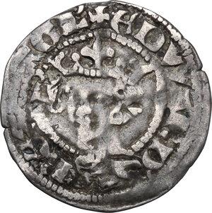 obverse: France. Edward III (1327-77), as Duke of Aquitaine. Esterlin, Bordeaux (?), struck 1335-7, or 1344
