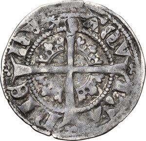 reverse: France. Edward III (1327-77), as Duke of Aquitaine. Esterlin, Bordeaux (?), struck 1335-7, or 1344