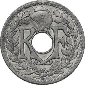 obverse: France. Third Republic (1871-1940).10 Centimes 1941