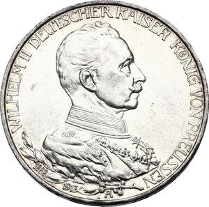 obverse: Germany, Preussen. Wilhelm II (1888-1918).3 Mark 1913 A, Berlin mint