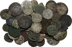 obverse: Zecche Italiane. Lotto di settantacinque (75) monete di varie epoche e metalli da classificare