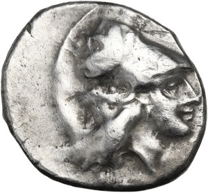 obverse: Southern Lucania, Heraclea. AR Stater, c. 281-278 BC