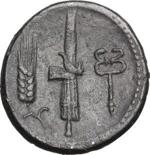 reverse: C. Norbanus.AR Denarius, 83 BC