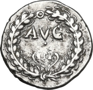 reverse: Vespasian (69-79) . AR Denarius. Ephesus mint. Struck 77-78 AD