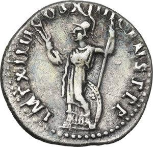 reverse: Domitian (81-96).AR Denarius, 88 AD