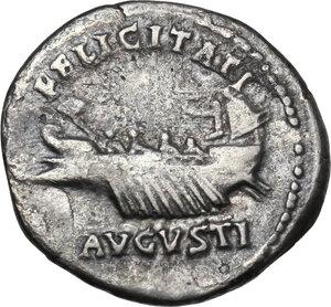 reverse: Hadrian (117-138).AR Denarius, 134 - 138 AD