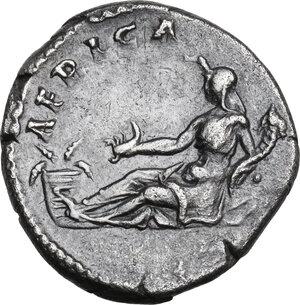 reverse: Hadrian (117-138).AR Denarius, Rome mint, 136 AD