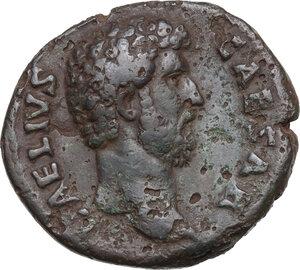 obverse: Aelius (Caesar 136-138).AE As, 137 AD