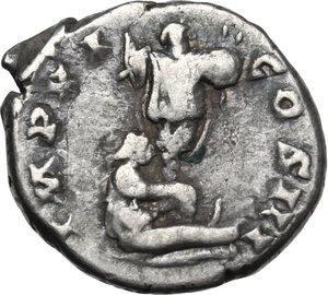 reverse: Marcus Aurelius (161-180).AR Denarius, 173-174 AD