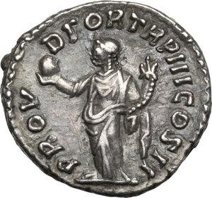 reverse: Lucius Verus (161-169).AR Denarius, 162-163 AD