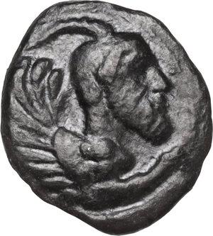 obverse: Himera. AR Litra, 470-450 BC