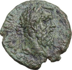 obverse: Pertinax (193 AD).AE As, Rome mint