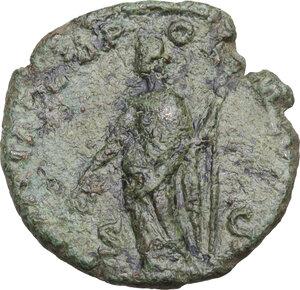 reverse: Pertinax (193 AD).AE As, Rome mint