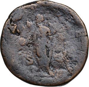 reverse: Didius Julianus (193 AD).AE Sestertius, Rome mint