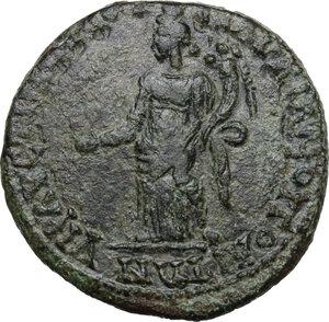 reverse: Septimius Severus (193-211).AE 25mm. Marcianopolis mint, Moesia Inferior