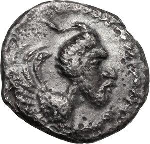 obverse: Himera. AR Hemilitron, c. 425-409 BC