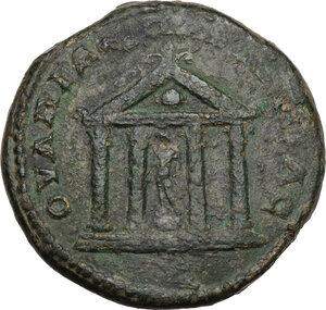 reverse: Caracalla (198-217). AE 30 mm. Pautalia mint, Thrace