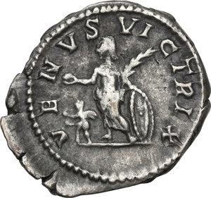 reverse: Plautilla, wife of Caracalla (died 212).AR Denarius, struck under Caracalla