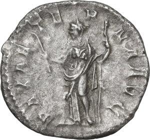 reverse: Severus Alexander (222-235 AD).AR Denarius, 223 AD
