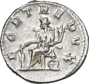 reverse: Gordian III (238-244 AD).AR Antoninianus, Rome mint