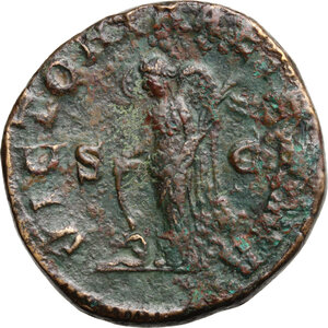 reverse: Gordian III (238-244).AE Sestertius