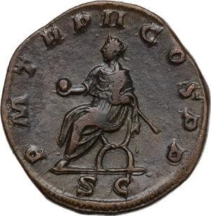 reverse: Philip I (244-249).AE Sestertius, 245 AD