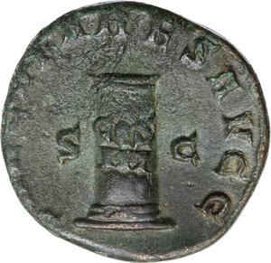 reverse: Philip I (244-249).AE Sestertius, 248 AD