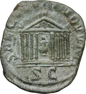 reverse: Philip I (244-249).AE Sestertius, 249 AD