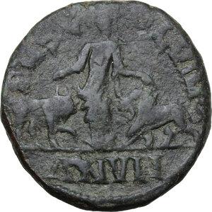 reverse: Philip I (244-249).AE 29 mm. Viminacium mint, Moesia Superior